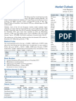 Market Outlook 13th January 2012