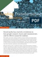 The Change Manifesto