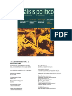 Analisis POlitico - 42