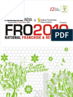 FRO Annual Brochure