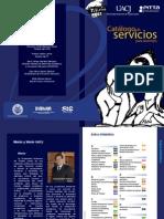 UACJ - Catalogos Servicio