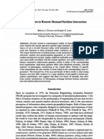 Brenda J. Dunne and Robert G. Jahn- Experiments in Remote Human/Machine Interaction