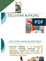 Unit 2 - Decision Making