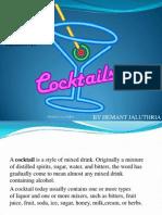 Hj Cocktails