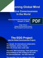 Roger Nelson- Awakening Global Mind