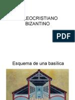 PALEOCRISTIANO, BIZANTINO
