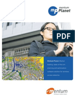 Mentum Planet Brochure