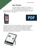 Taşinabilir Bilişim Cihazlari -14
