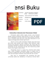 Resensi Buku Pemanasan Global