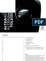 english seat leon user manual guide
