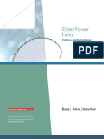 Cyber Power Index Findings and Methodology