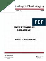 10 03 02 Skin Tumors Melanoma 2