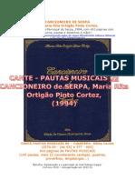 CANTE PAUTAS 09 Cancioneiro de Serpa