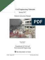Lab Manual 2007