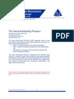 Visual Architect Ing Process
