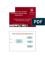 Testing SOA Based Web Applications