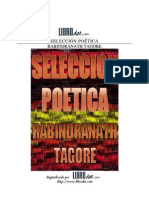 tagore selección poética
