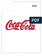 My Coca Cola Project