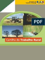 Cartilha Trabalho Rural