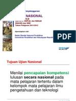 TEKNIS POS UN 2012 (Presentasi SosialiasiUN Pleno 13 Des 2012)