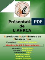 L'AHRCA Présentation2  10.2011 pps.
