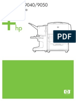 User Guide Hp 9000