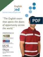 CAE Brochure
