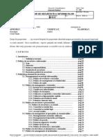 Manual de Politici de Securitate a Informatiilor