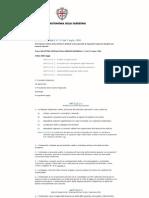 LR 21-98 (Provvidenze ti Regionali)+Procedimento