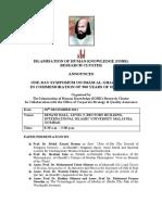 Al Ghazzali Symposium[2]