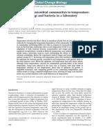 Barcenas-Moreno Et Al, 2009, Adaptation of Soil Microbial Communities to Temperature - Comparison of Fungi and Bacteria in a Laboratory Experiment