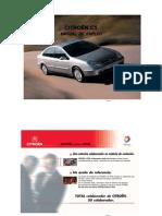 Citroen C5 - Manual de Empleo