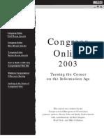Congress Online 2003