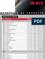 Catálogo 3B Rio