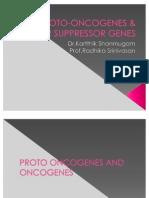 Tumor Suppressor Gene & Proto-Oncogene