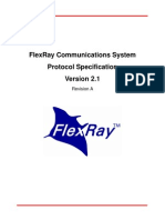Flex Ray Communication System
