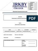 Pengajaran,Teknologi Dan Pentaksiran (Kpd 3026 )