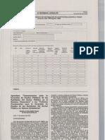 Formulario de inscripción al proceso del Fonavi N°2