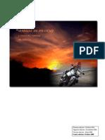 Manual de Pilotaje de Una Motocicleta