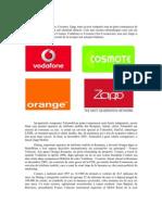 Piata de Telecomunicatii_Telefonica Si Orange