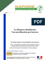 La diáspora dominicana