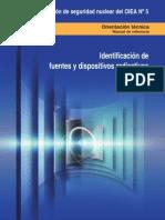 Identificación de Fuentes y Residuos Radiactivos