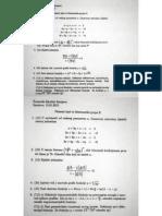 Matematika (Test ll + Završni Test)