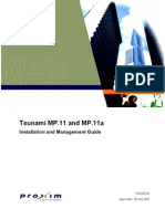 Proxim Tsunami MP11 UserGuide
