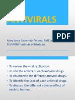 Antiviral Rubella Picorna 2011