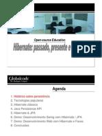 Java e Banco de Dados JDBC Hibernate JPA e EJB 3