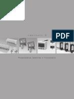 Capitulo 2 Pressostatos Sensores Fluxostatos