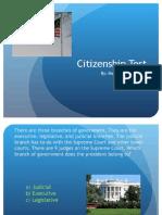 Citizenship Test *FINAL*