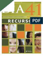 MANUAL DE RECURSOS DÍA 41