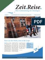Zeit.Reise. | Ausgabe 08/2011